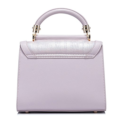Shoulder Messenger Ms Shoulder Ms Leather Messenger Korean PU JIUTE Bag 4n5O1Uq
