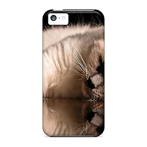 Awesome Cases Covers/iphone 5c Defender Cases Covers(balinese Cat Animals)