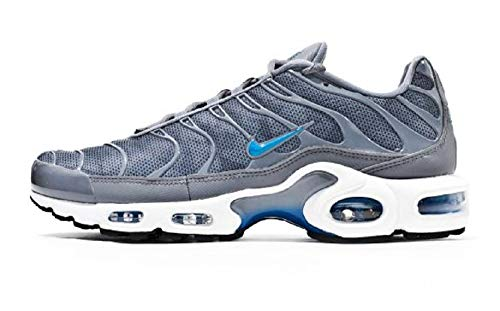 Grey Max 002 Fitness Uomo Se Air Photo Multicolore Scarpe Plus da Cool Blue Nike HWq4ZvA5