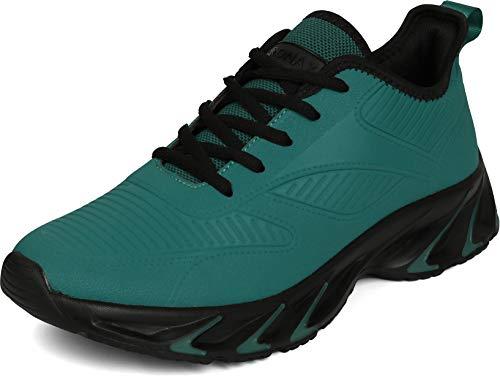BRONAX Men's Lightweight Tennis Running Sneakers