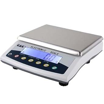 e6ky de 1 table 6 kg/1g balance industrielle de précision ...
