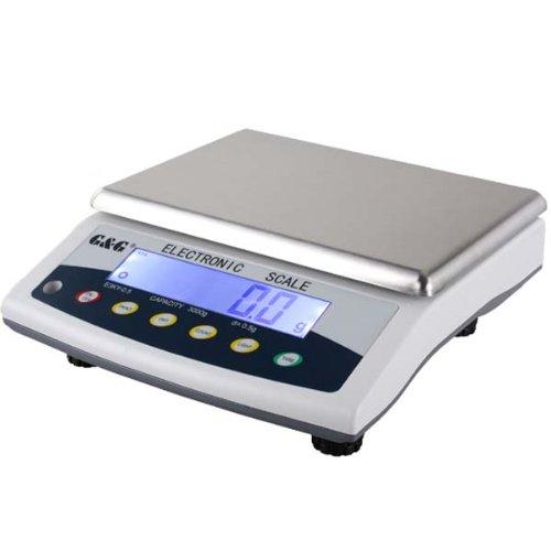 e15ky di 1 15 kg/1G Bilancia di precisione Laboratorio Bilancia di precisione Bilancia Oro G & g GundG E15KY-1