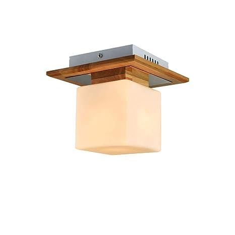 Amazon.com: Lámpara de techo de montaje empotrado, casquillo ...
