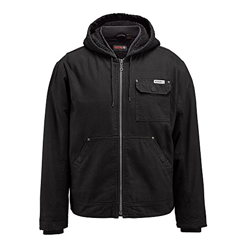 Lined Canvas Jacket - 4