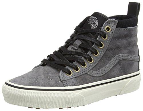 Vans U Sk8-hi Mte, Sneakers Hautes mixte adulte Grey (Pewter/Wool)