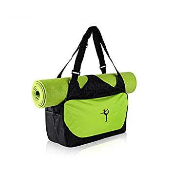 d1a81a0db7 Sport Yoga Mat Bag Waterproof Tote Holder Carrier Bag Pocket Gym ...