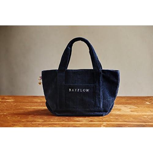 BAYFLOW corduroy tote bag book 付録