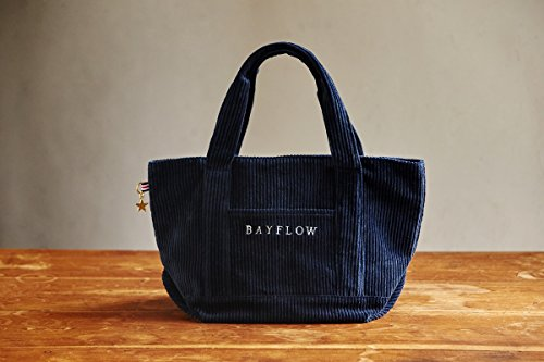 BAYFLOW corduroy tote bag book 付録画像