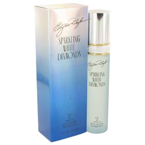 (Sparkling White Diamonds By Elizabeth Taylor For Women. Eau De Toilette Spray 1.7 Oz. by Elizabeth Taylor)
