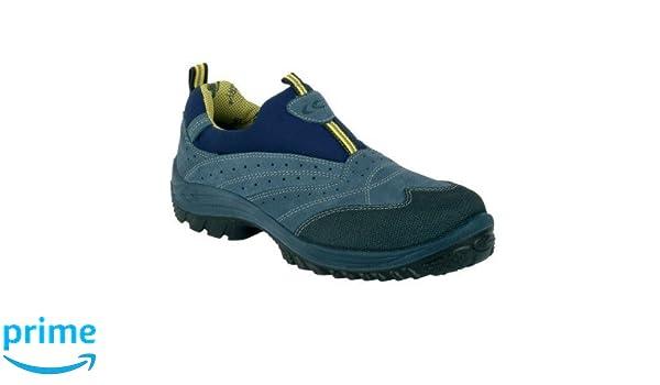 Zapatos de Seguridad «Nicaragua» n.° 63490-001.W44 S1 P SRC de Cofra, Talla 44, Color Azul: Amazon.es: Bricolaje y herramientas