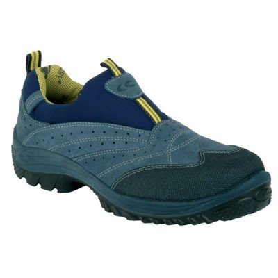 Cofra 63490-001.W45 Nicaragua S1 P SRC Chaussures de sécurité Taille 45 Bleu