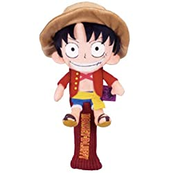 One Piece Luffy 460cc Driver Headcover Japan By Golf Japan