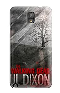 Anti-scratch And Shatterproof The Walking Dead Phone Case For Galaxy Note 3/ High Quality Tpu Case