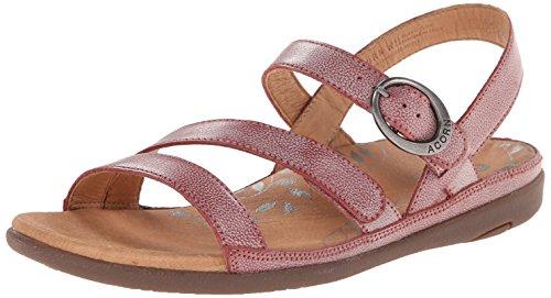 Sandal Women Acorn Mauve Dress Ankle Prima 8n07q