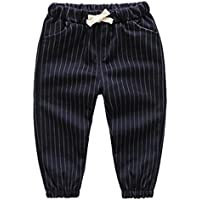 Abalacoco Big Boys Cotton Jogger Thick Winter Wear Trousers Running Pants Casual Daily Outdoor Sport Wear 5-13 T