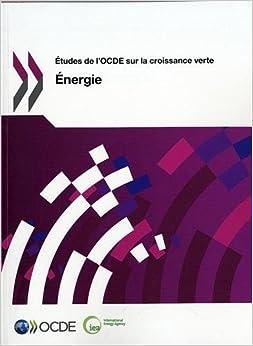Descargar Novelas Torrent Etudes De L'ocde Sur La Croissance Verte Energie Formato Kindle Epub