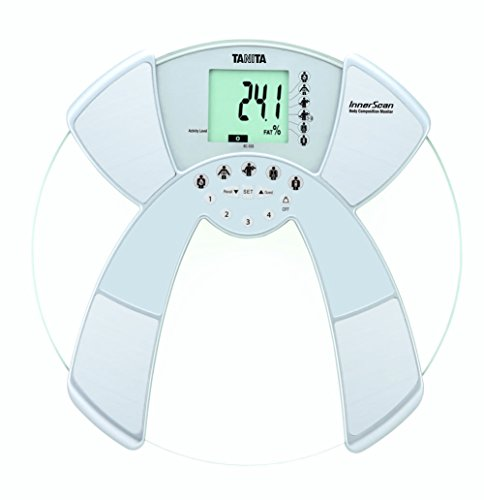 - Tanita BC533 Glass Innerscan Body Composition Monitor