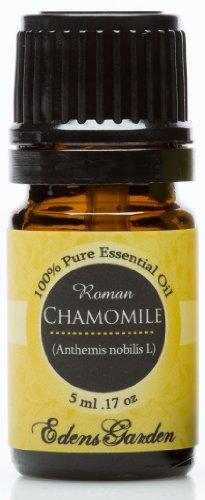 Ромашка (Роман) 100% Pure терапевтической степени чистоты Эфирное масло 5 мл