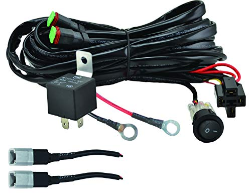 HELLA 357211011 ValueFit Two Light Wiring Harness