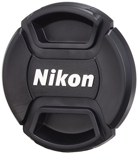 Hanumex Replacement Lens cap Cover 52 mm For Nikon Lens with out Thread.