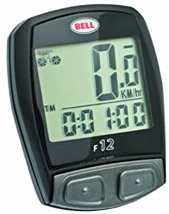 Bell Dashboard 100 12 Function Cyclocomputer Sports