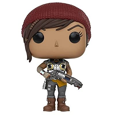 Funko POP Games: Gears of War - Kait (Armored) Action Figure: Funko Pop! Games: Toys & Games