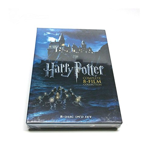 Collection (DVD, 2011, 8-Disc Set) Harry Potter: Complete 8-Film