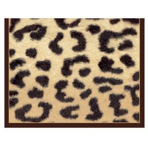 Zanzibar Leopard Mini Gift Enclosure Cards with Envelopes, 4/pkg. (Zanzibar Leopard)