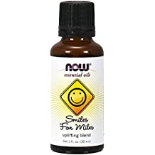 Now Smiles for Miles Essential Oil Blend, 1 Ounce