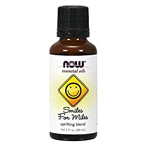 NOW Smiles for Miles Essential Oils Blend, 1-Ounce