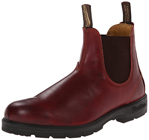 Blundstone Mens 1431 Chelsea Boot Red