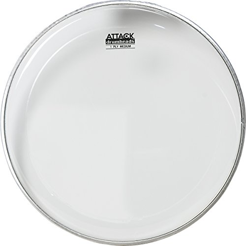 UPC 660181106535, ATTACK DHA12 1-Ply Medium Clear 12-Inch Percussion Effect