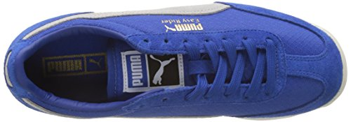 Basses Sneakers White Puma Adulte Mixte gold Blue Lapis Rider Bleu whisper Easy 7qwg4