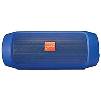 Review Portable Bluetooth Speaker Blue
