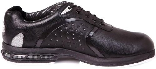 Men's Podium Silver Curling Shoes - Regular Width