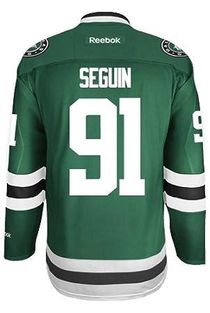 8ac756e7a Tyler Seguin Dallas Stars NHL Home Reebok Premier Hockey Jersey, Jerseys -  Amazon Canada