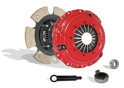 (Clutch Kit Stage 3 Works With Acura Integra Honda Civic Si Del Sol Cr-v Gs Ls Lx Se Ex Gs-R Type R Vtec Special Edition 1994-2001 1.6L L4 1.8L L4)