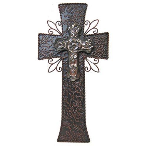 Ceramic Wall Cross (14