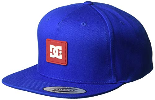 DC Men's Snapdoodle Snapback Trucker Hat, Sodalite Blue, 1SZ from DC