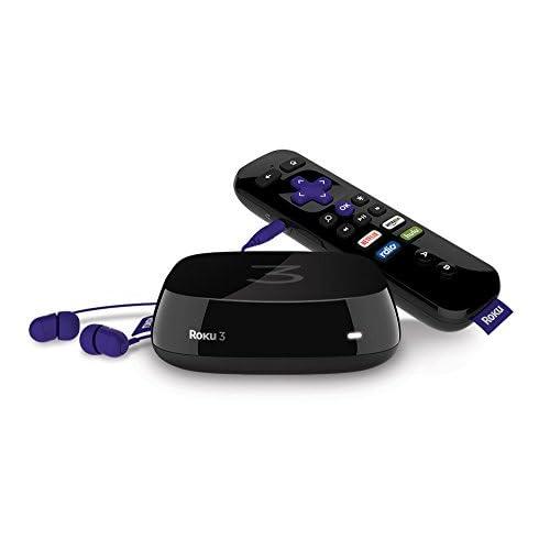 Roku 3 4200EUA HD Streaming Player for TV