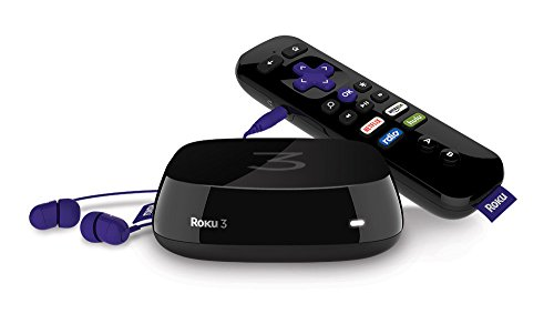 Roku 3 4200EUA HD Streaming Player for TV
