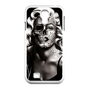 Zombie Marilyn Monroe Original New Print DIY Phone Case for SamSung Galaxy S4 I9500,personalized case cover ygtg691550