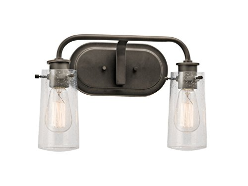 Kichler 45458OZ Two Light Bath by Kichler