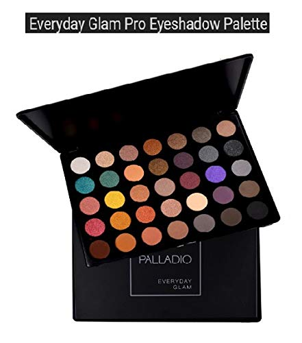 Palladio EVERYDAY GLAM COLLECTION - 35 Color Eyeshadow Palette