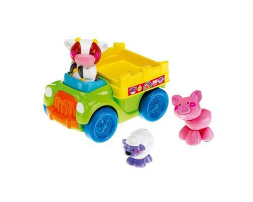 Fisher-Price Press and Go Farm Truck