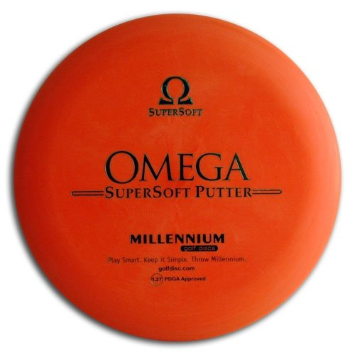 Millennium Omega SuperSoft Putter - Omega Disc