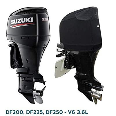 Oceansouth Outboard Motor Vented Cover for Suzuki by Oceansouth