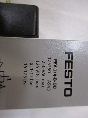 FESTO PEV-1/4-B-OD NSMP by Festo (Image #3)