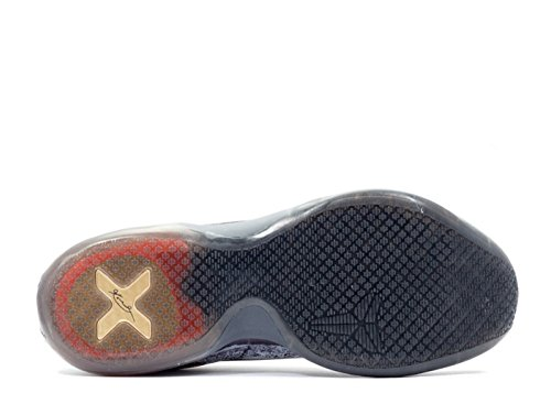 Nike Performance Kobe X basketball scarpa Grigio (Grigio)