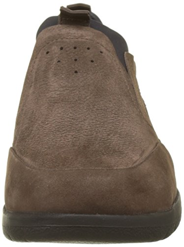 Stonefly 1a09 1 Brown Pantofole Nubuk Up Marrone Space Uomo oak zzrqUwC